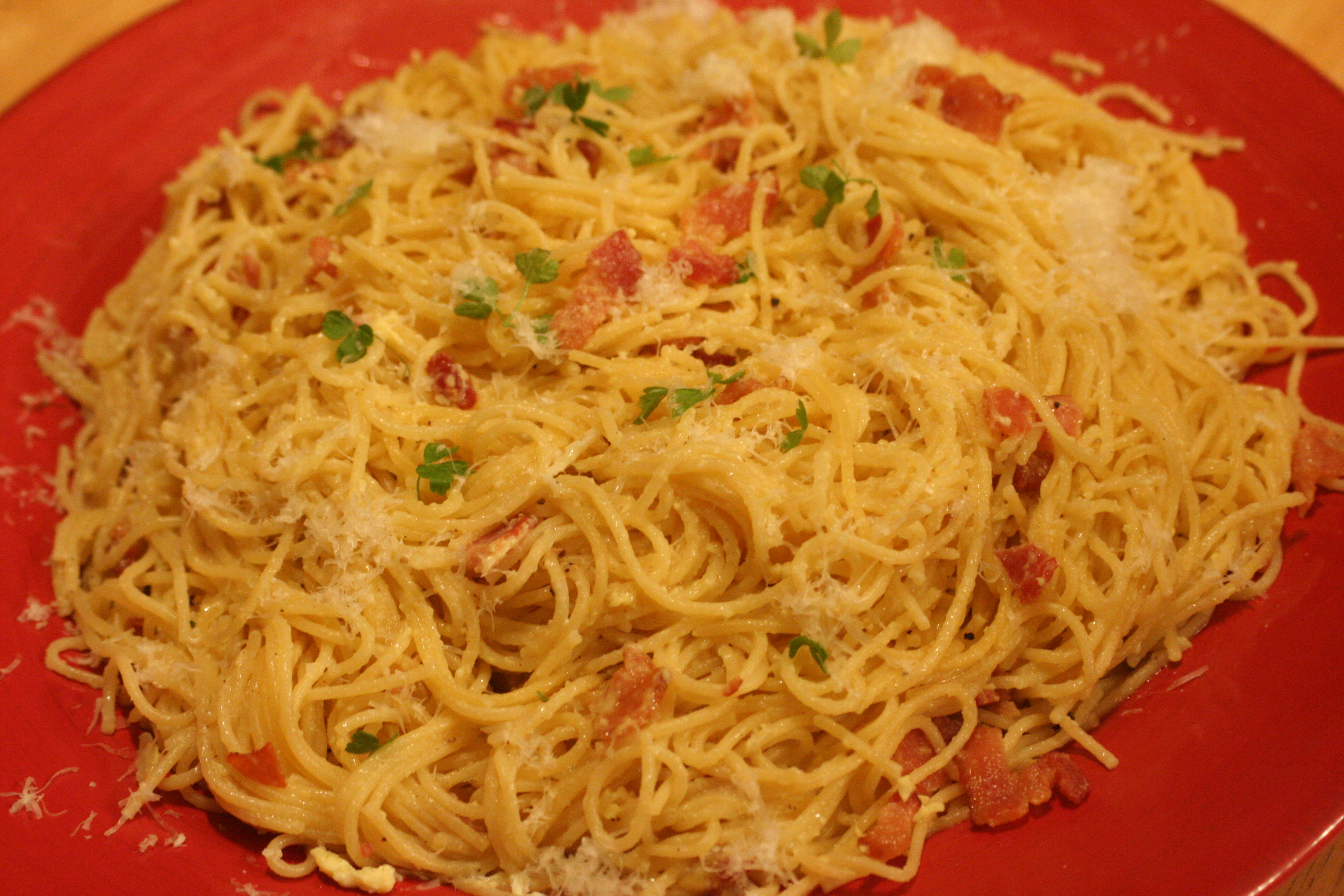 Simple Suppers: Pasta